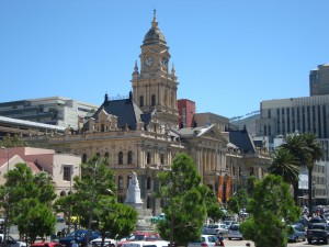 SÜDAFRIKA - Kapstadt