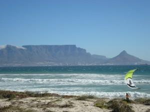 SÜDAFRIKA - Blick auf den Tafelberg