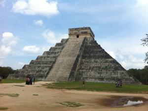 MEXICO - YUCATAN - Chichen Itza