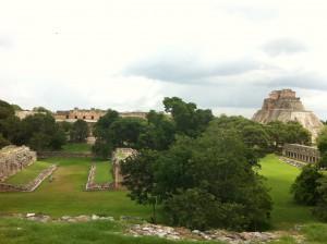 MEXICO - YUCATAN - Uxmal