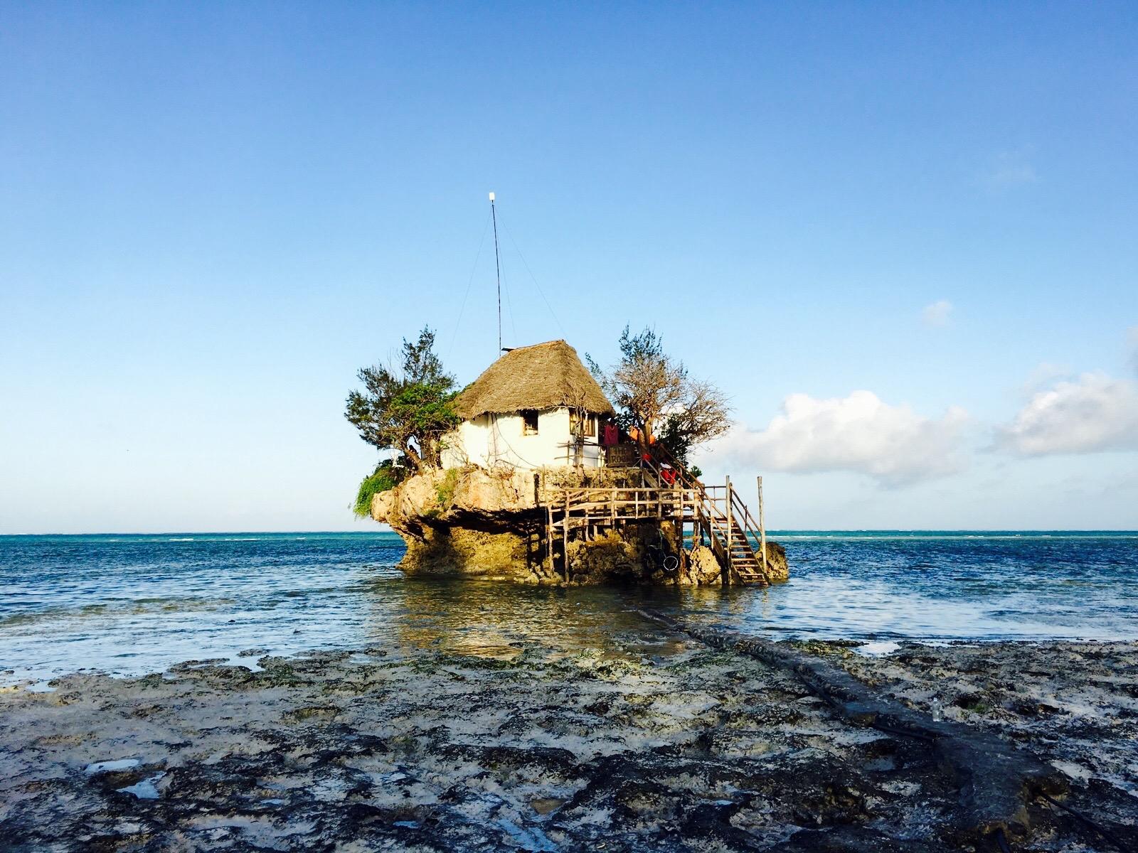 The Rock - Restaurant - Sansibar
