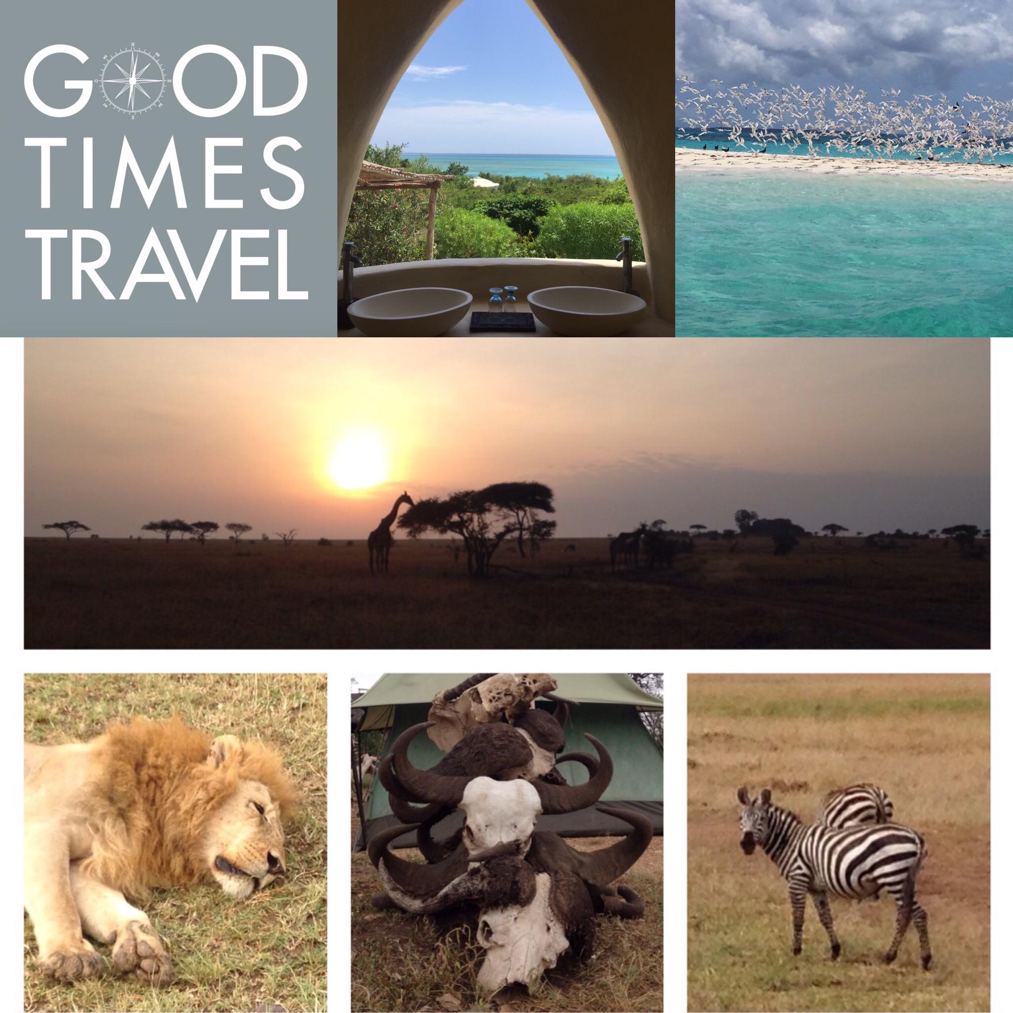 Tansania und Sansibar - Safari und Sansibar