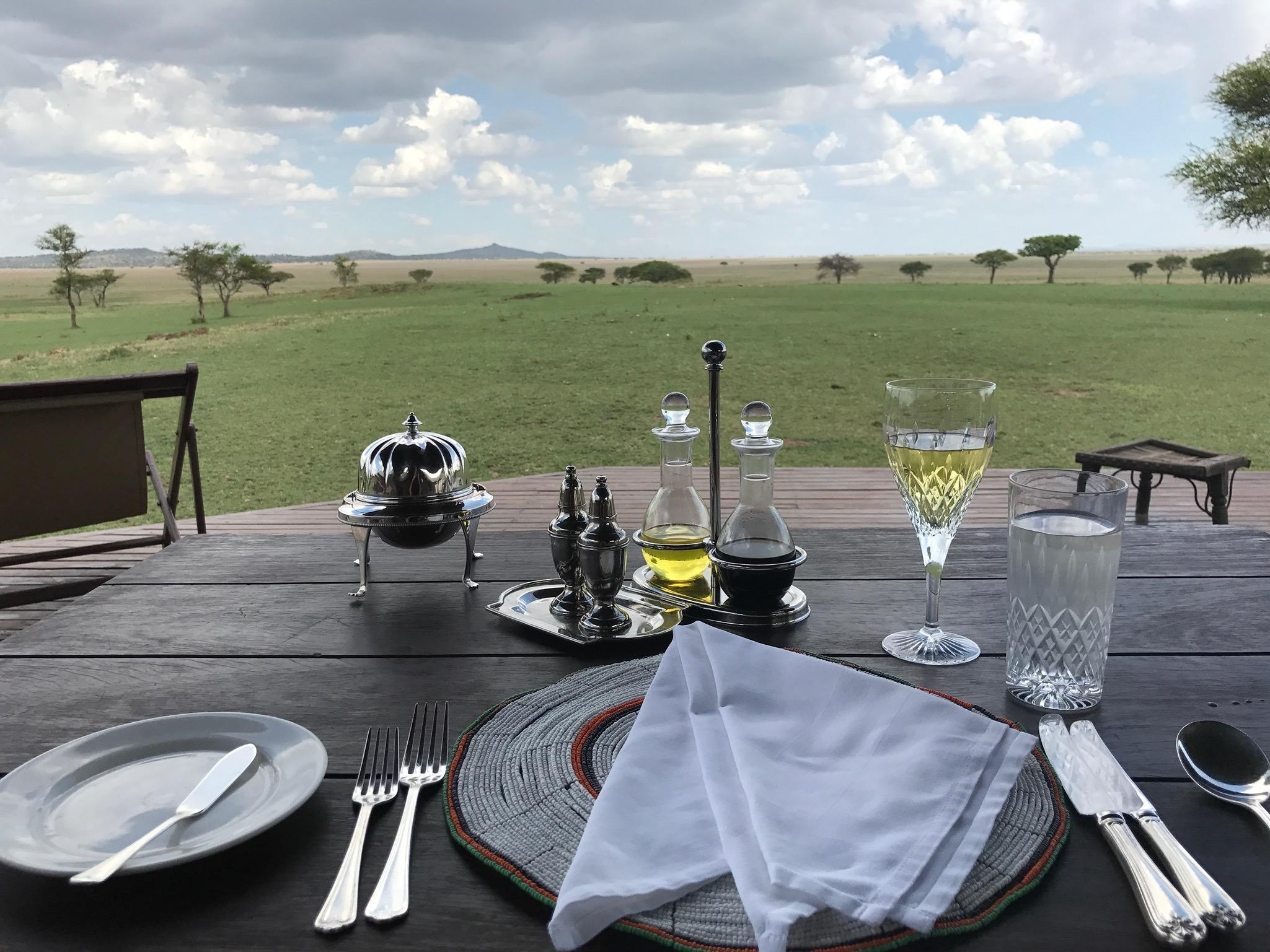 SINGITA GRUMETI, Serengeti, Tansania