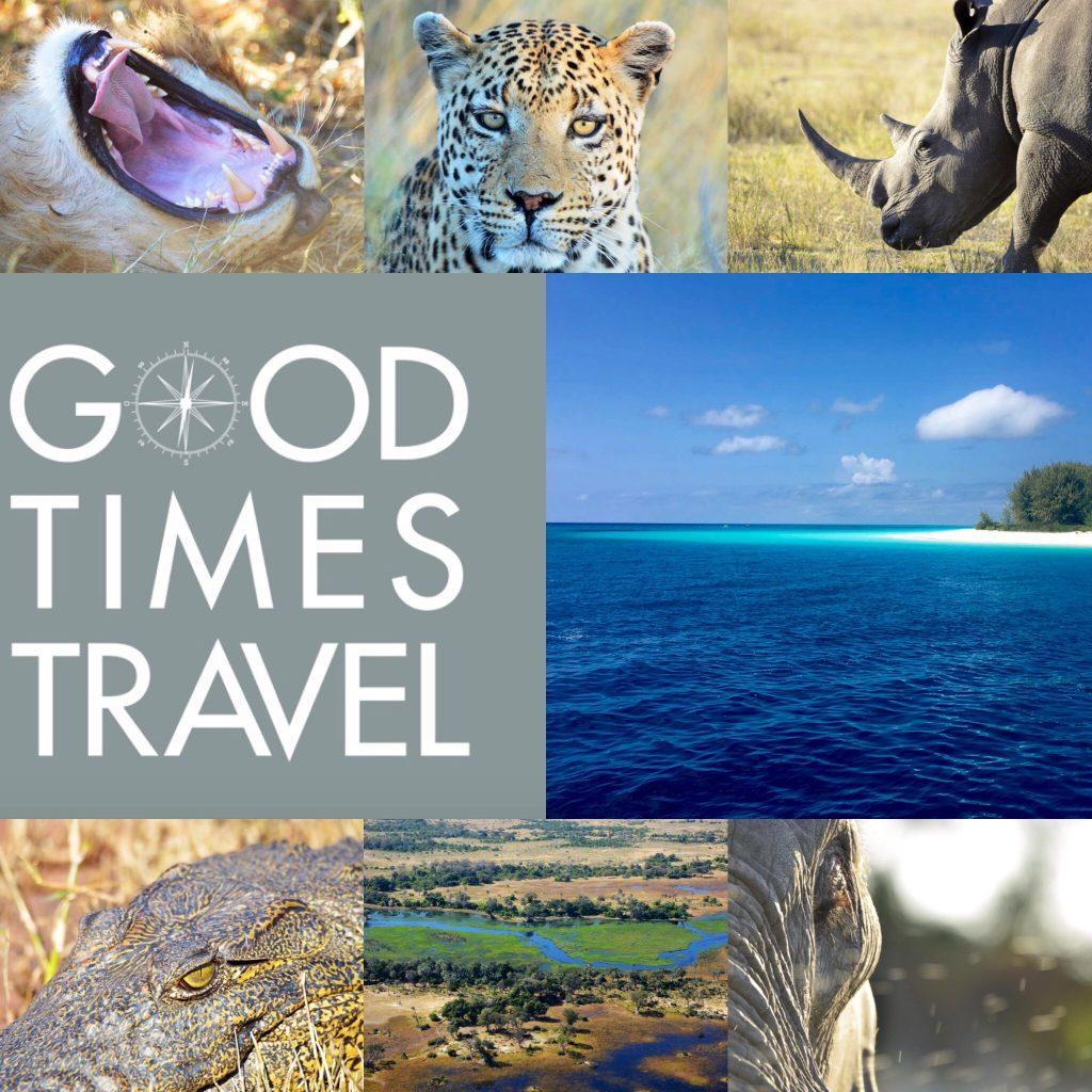 GOOD TIMES TRAVEL - Reisespezialist Tansania Safari und Sansibar